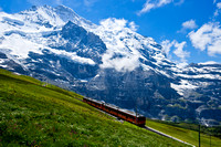 To the Jungfrau